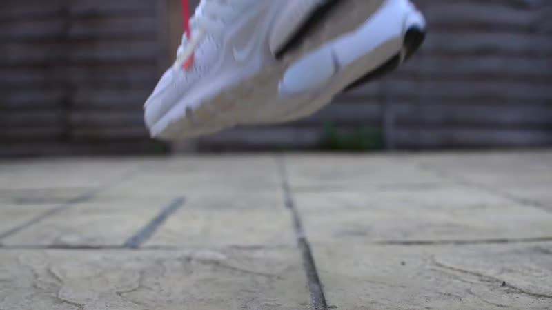 Review On Foot - Nike Air Presto x Off-White (White) - Ash Bash