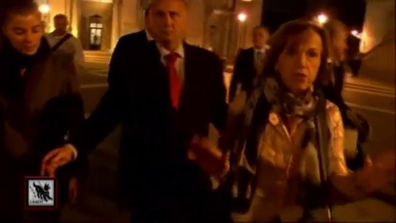 Politici italiani beccati a cena con membri del Bilderberg Guardate la reazione