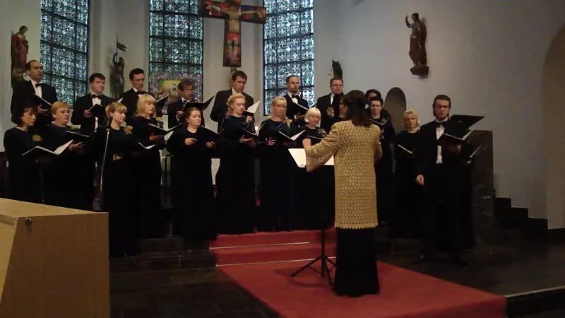 Псковский женский хор троицкого собора фото