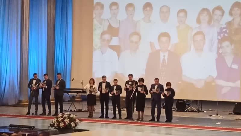 Поздравление Сарансккабель Оптика с 20 летием