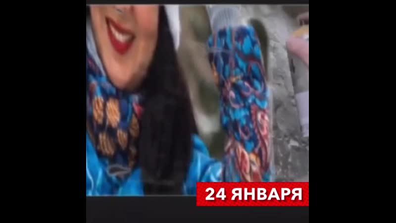 Ведущая и Сваха Ляйля Ясная