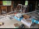 Kolb Firefly FAR 103 Legal Ultralight Build video part 1