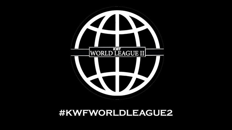 KWF WORLD LEAGUE 2 11 PLAY-OFF