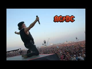 Acdc live at the toronto rocks 2003
