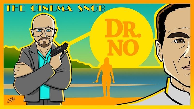 Dr No The Cinema Snob