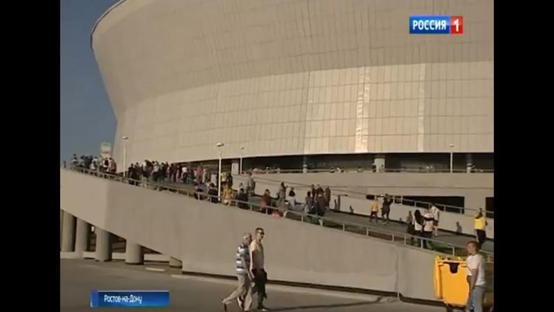 В воскресенье на «Ростов Арене» сыграют «Чайка» и «Чертаново»