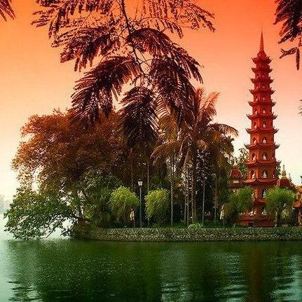 Туры во Вьетнам на 10 ночей за 22700 с человека в декабре