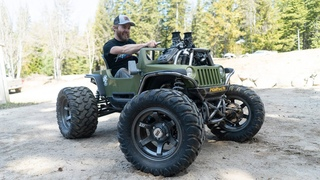 1000cc KTM Power Wheels Build Gets Headers and Fuel Pump