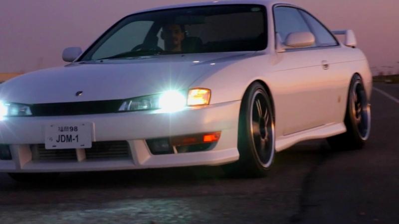 Johnny's 1996 JDM S14 Nissan Silvia | SHORT FILM