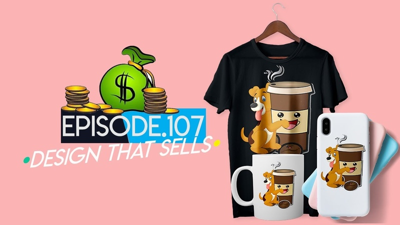 How to Create Tshirt Designs That Sell Teespring Redbubble For Passive Income The Best 2020