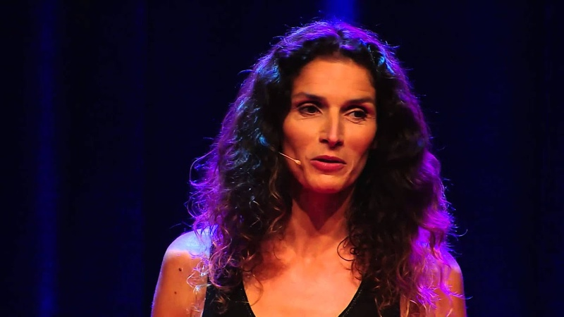 Comment faire advenir l'utopie Sandrine Roudaut TEDxVaugirardRoad