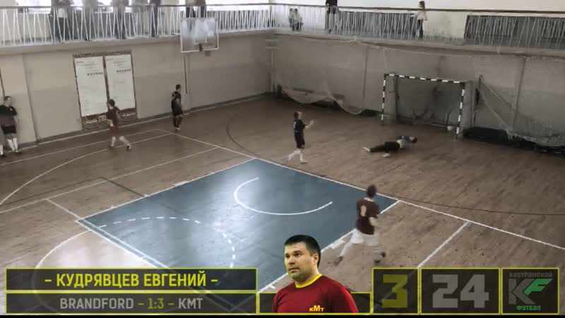 Highlights: 5 лига - голы 9 тура IV Чемпионата ЛФЛ по мини-футболу (13.03-15.03.20)