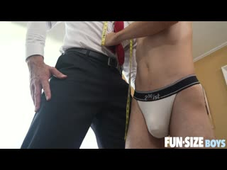 [fun-size boys] marcus  the tailor, chapter 3 - the fitting (1080p)