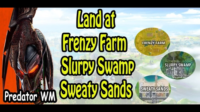 Land at Frenzy Farm, Slurpy Swamp and Sweaty Sands (3)