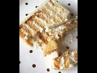 Нежнейший Медовый торт - лучший рецепт! / Наша группа в ВКонтакте: ТОРТ-РЕЦЕПТ-VК.