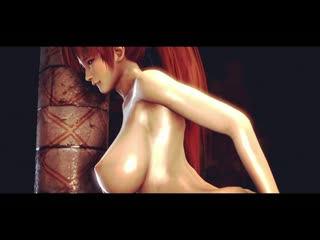 Kasumi the slave off hell (dead or alive sex) - [uncensored / без цензуры] (3d porn / hentai)