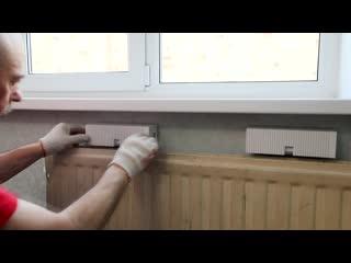 Инструкция по монтажу клапанов Norvind optima