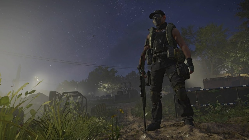 Прямой показ PS4 от stasok232 Tom Clancy's The Division 2 5