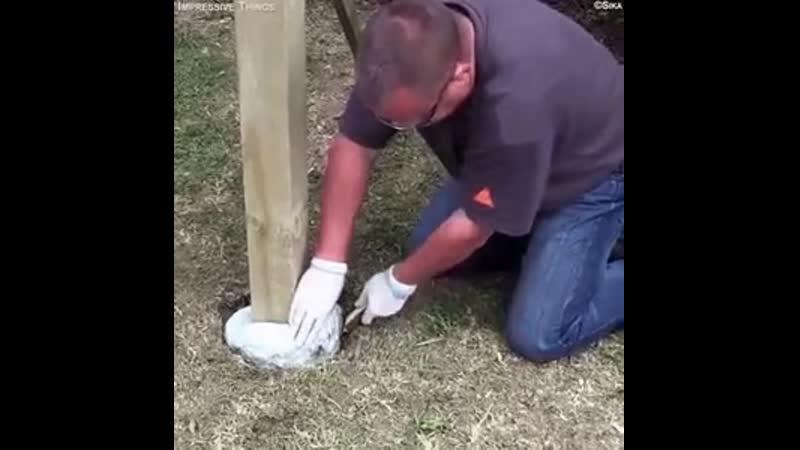 Hilst заменитель бетона
