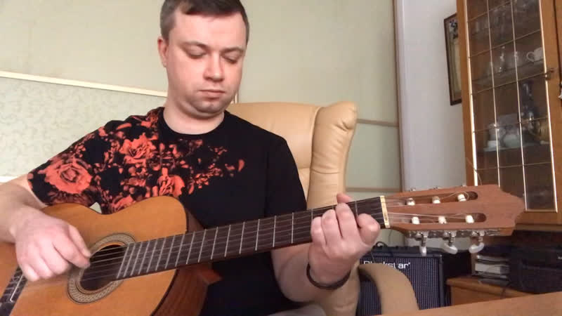 Guitar acoustic cover TheRasmus SailAway