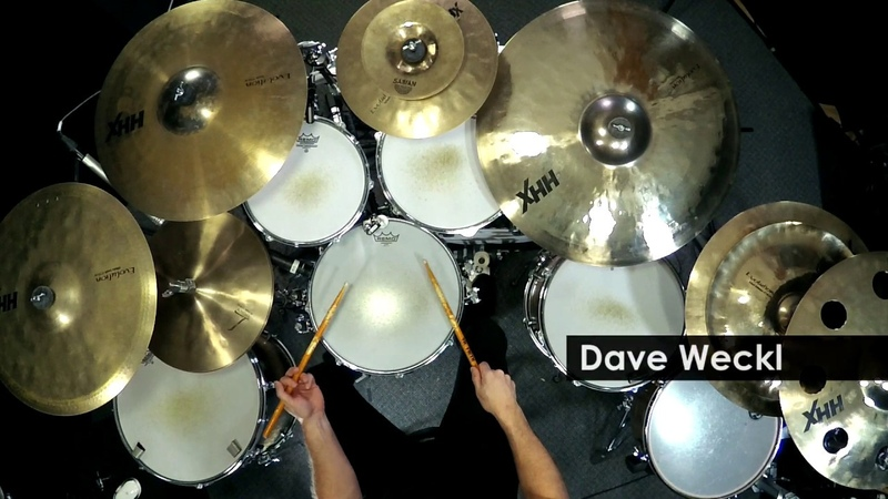 Dave Weckl Oz Ezzeldin: 'Dis Kinda Place