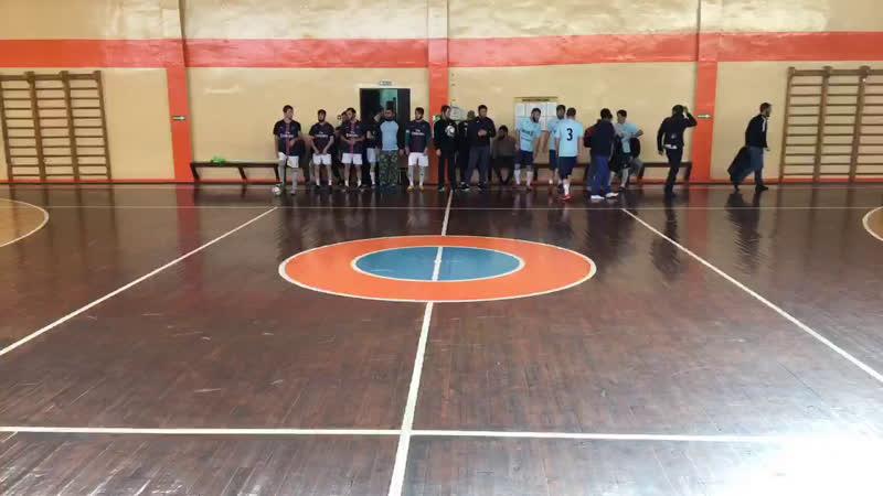 Любительская мини-футбольная лига ЧР — Live
