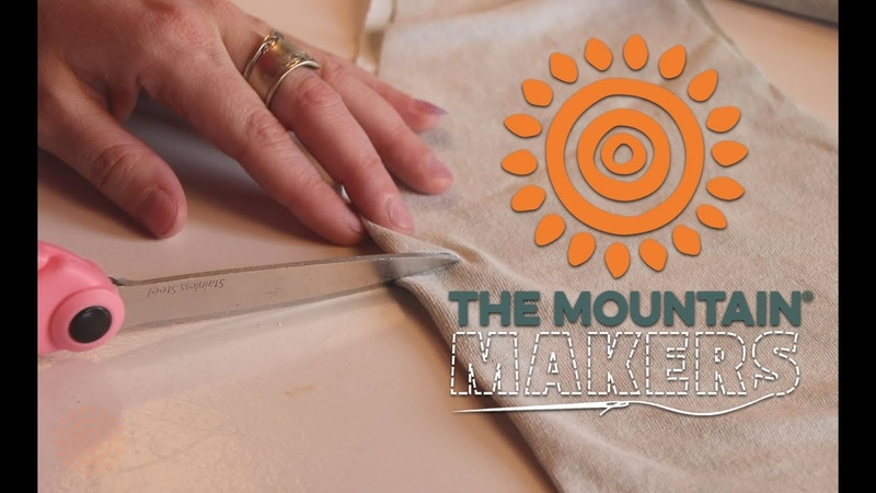 Mountain Maker How To Make A Slashed And Rehashed Tunic Tank
