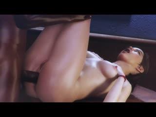 Клэр Редфилд Resident Evil sex Clair Redfield anal секс анал наш выбор