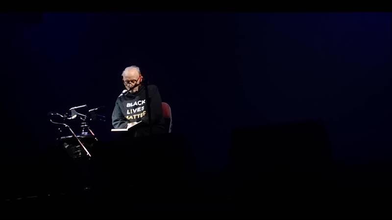 Alvin Lucier – I Am Sitting in a Room @ Skaņu Mežs'2019, Riga, 12.10.2019