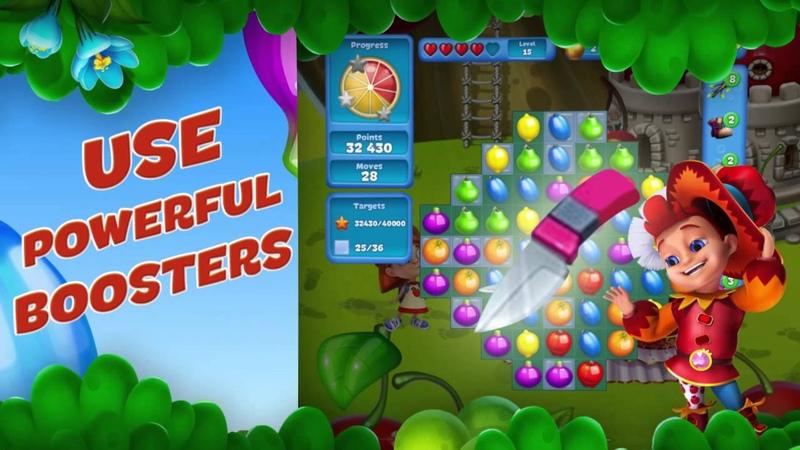 [Обновление] Fruit Land - Геймплей | Трейлер