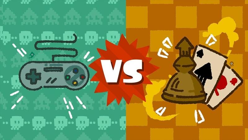 Splatfest Announcement   Video Games VS. Board Games