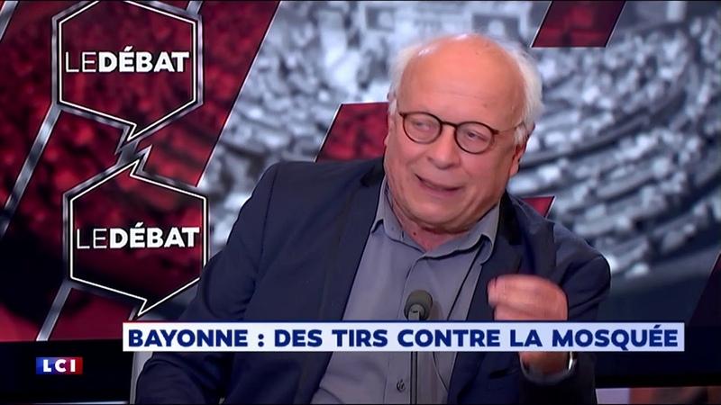 André Bercoff sexprime sur les tirs à la mosquée de Bayonne