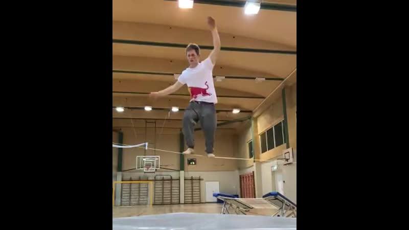 Jaan Roose balance 45