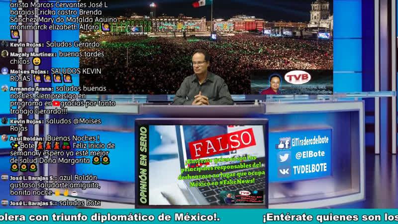 OpiniónEnSerio 13-Abril-20 ¡México triunfa en guerra petrolera!. ¡Los responsables de tanta FakeNews!. ¡¿Frente común privados