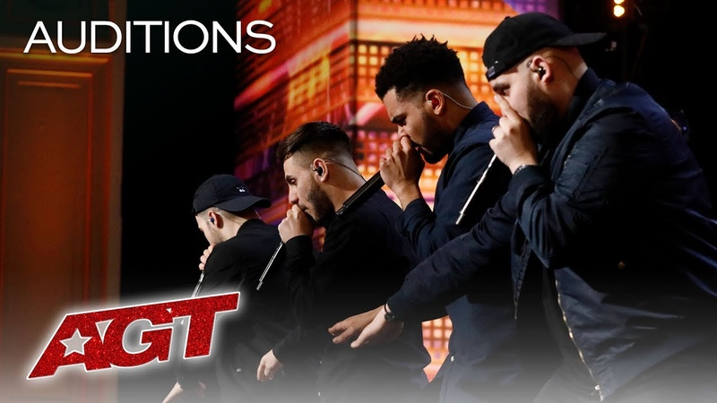 Berywam: This Beatboxing Group Will SHOCK You! - America's Got Talent 2019