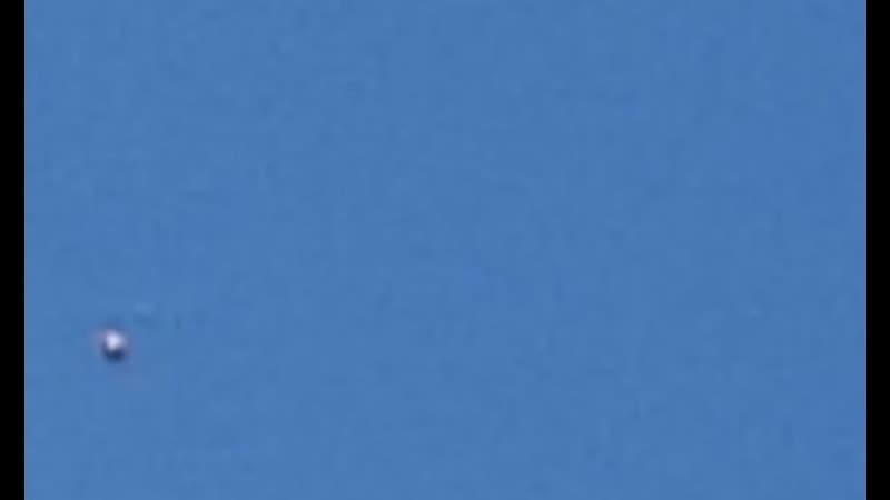 Шарообразный НЛО заметили в английском графстве Йоркшир