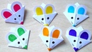 Mice Corner Bookmarks