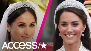 This Royal Wedding Tiara Could Be Worth More Than Kate Middleton and Meghan Markle's