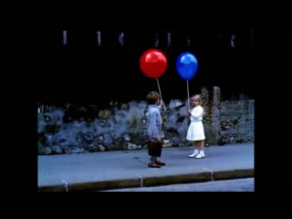 Le ballon rouge 1956 albert lamorisse| history porn
