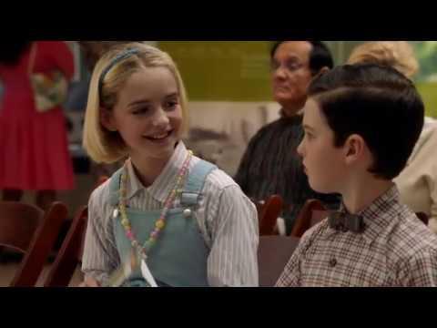 Шелдон и бугагашенька / Смешные моменты из сериала Детство Шелдона 2 сезон 10 серия / 2 часть