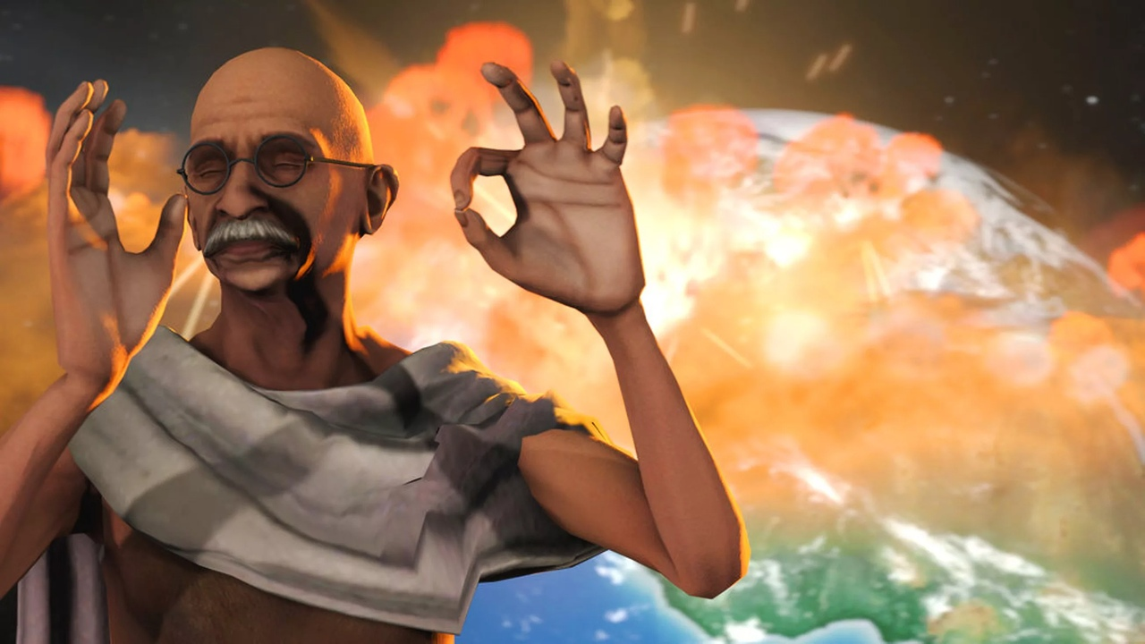 Ядерный Ганди