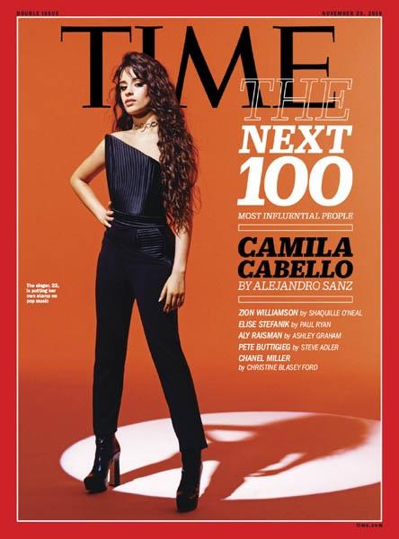 Time USA - 25 November 2019