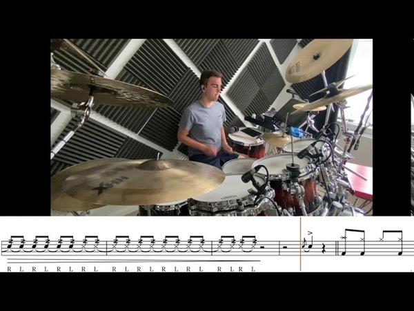 Lift Off [Live] - Drum Transcription - Tom Misch Yussef Dayes (feat. Rocco Palladino)