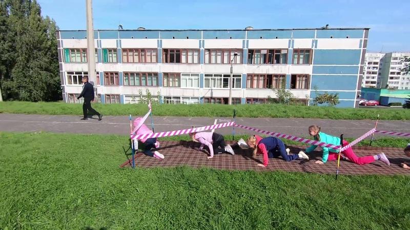 День здоровья гимназия №32 2Б класс