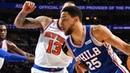 Philadelphia 76ers vs New York Knicks - Full Game Highlights | November 20, 2019-20 NBA Season