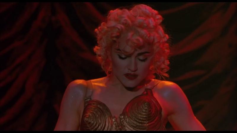Madonna - Like a Virgin (Live Blond Ambition Tour) 1080p HD