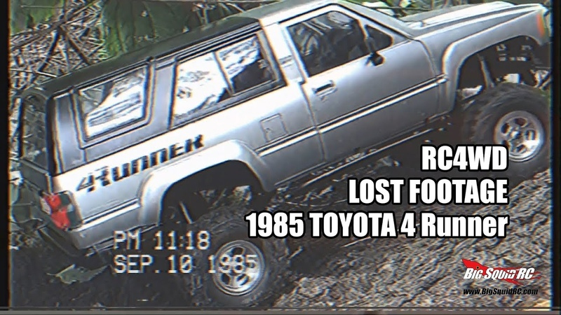 1985 Toyota 4Runner from RC4WD lost tape?