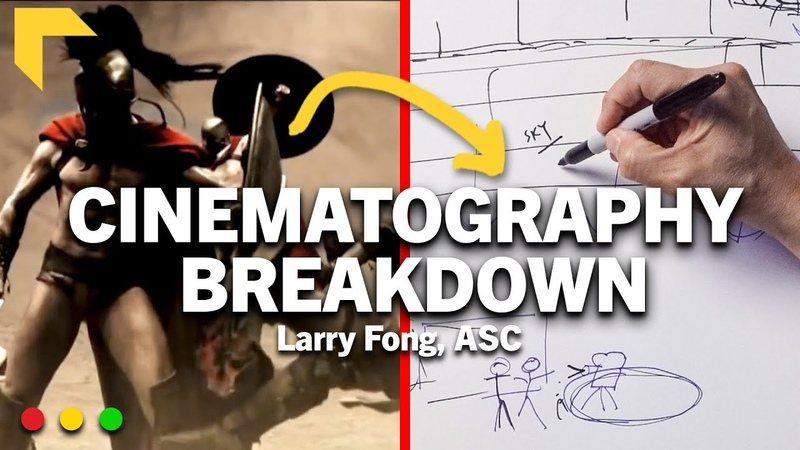 How to Tell a Visual Story Technique Breakdown with Larry Fong ASC