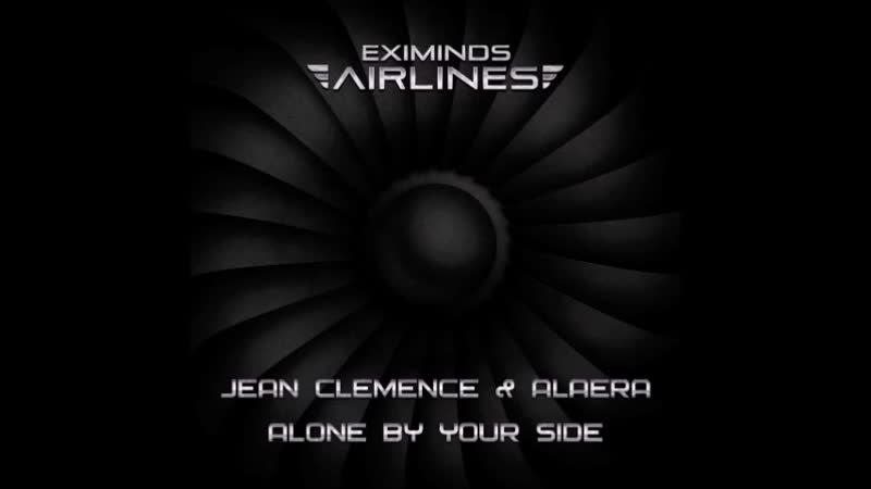 Jean Clemence Feat Alaera Alone by Your Side
