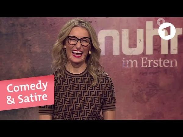 Monika Gruber am 31. Oktober 2019 | Nuhr im Ersten